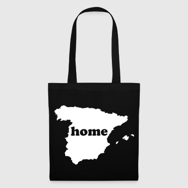 Spain knows my home country and refuge - Tote Bag