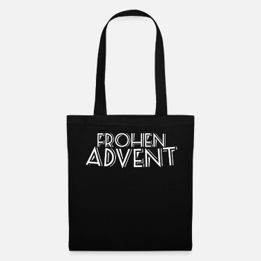Advent Happy Advent Christmas Advent - Tote Bag