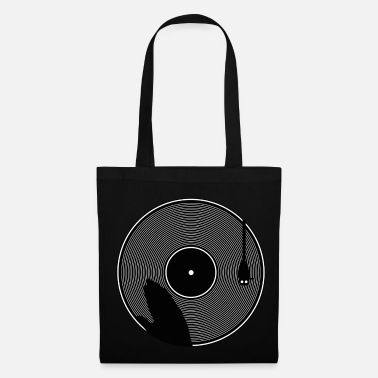 Scratch Vinyl Scratch! - Tote Bag