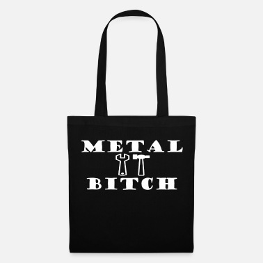 Heavy METALEN BITCH Heavy Metal - Tas van stof
