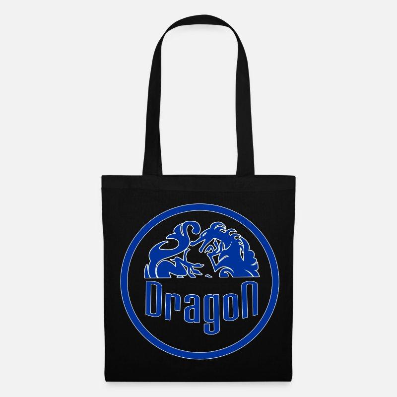 c03436249d7 Gift Tassen & rugzakken - draken sprookje, middeleeuwen, kracht, grieks m -  Stoffentas