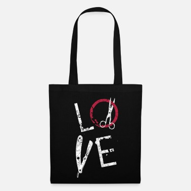 Coiffeuse coiffeur - Tote Bag