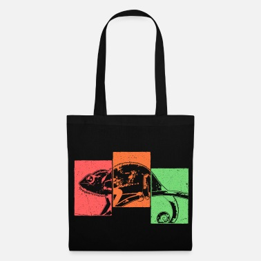 Culte Rétro animal - Tote Bag