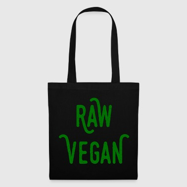 raw vegan - raw vegan - Tote Bag