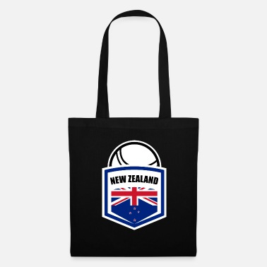 New World Order Fistball New Zealand Team World Cup Gift - Borsa di stoffa