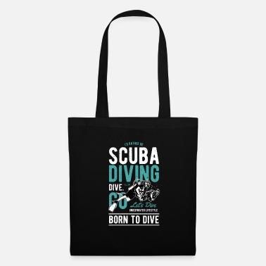 Scuba Scuba Diving - Stoffbeutel