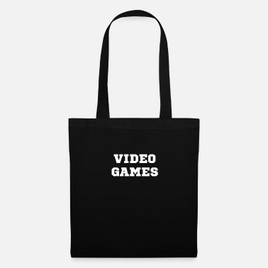 Video video Games - Tas van stof