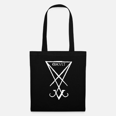 Lucifer Lucifer Occult Gothic Gift - Tote Bag
