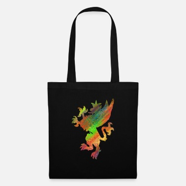 Griffin, patterncontest - Tote Bag