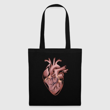 Anatomy Heart Heart Heart Aortic Artery - Tote Bag