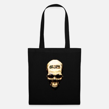 Grim Reaper Cause Of Death Skull Sloth - Tote Bag