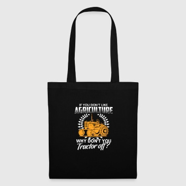 Chemise d'agriculture · Ferme · - Tote Bag