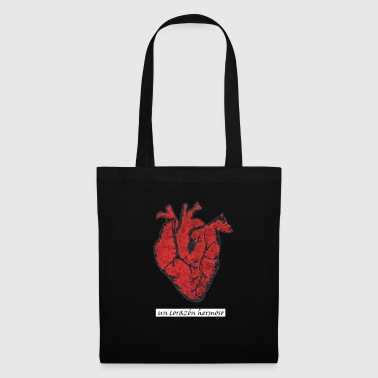 Beau coeur - Corazon Hermoso - Tote Bag