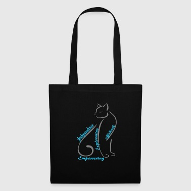 ELEGANCE CAT - Tote Bag