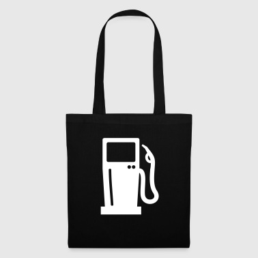 Gas station - Tote Bag