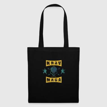 Krav Maga Birthday Gift Israel Military - Tote Bag