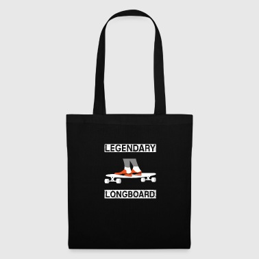 Legendary longboard skateboard wheels - Tote Bag