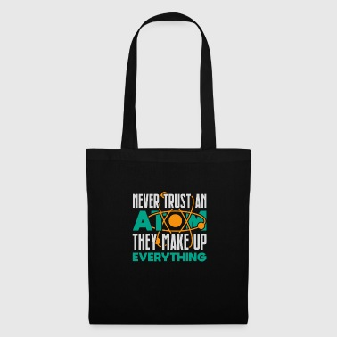 Physics joke saying gift nerd christmas - Tote Bag