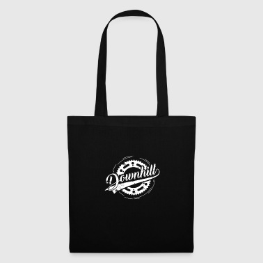 Downhill Sprocket Gift Bicycle Dirt - Tote Bag