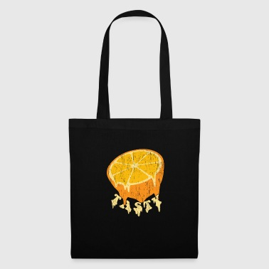 Down Delicious orange gift summer kids - Tote Bag