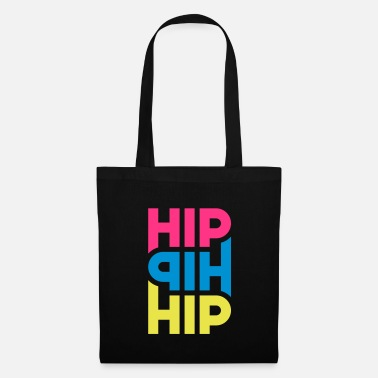 Hippie Hip Hip Hip - Personnalisable - Tote Bag