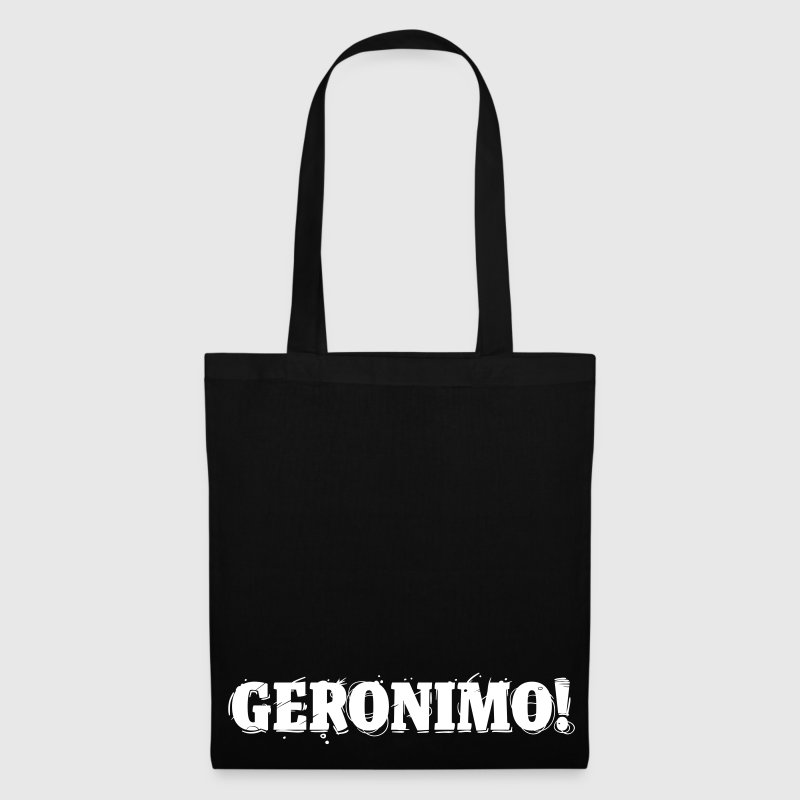 GERONIMO! - Tote Bag