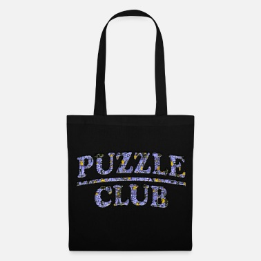 Puzzle Puzzle Club - Tote Bag