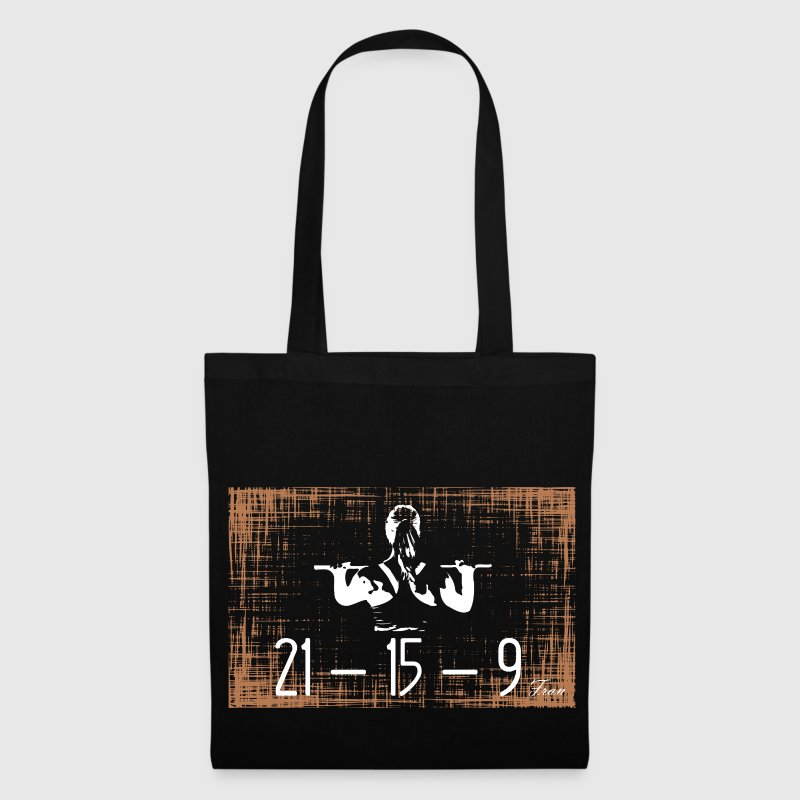 Crossfit Fran White - Tote Bag