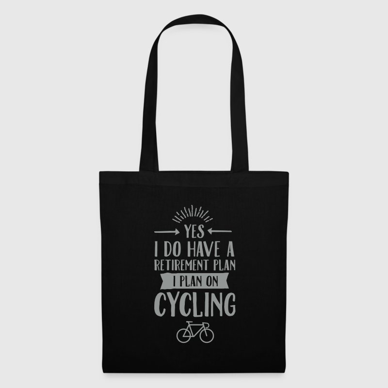 Yes I Do Have A Retirement Plan... - Tote Bag