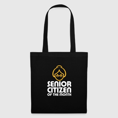 Senior Of The Month - Tote Bag