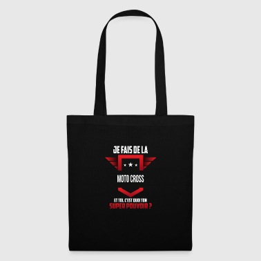 Moto cross - Tote Bag