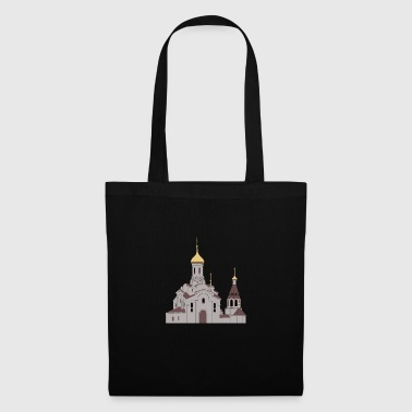 Eglise orthodoxe - Tote Bag