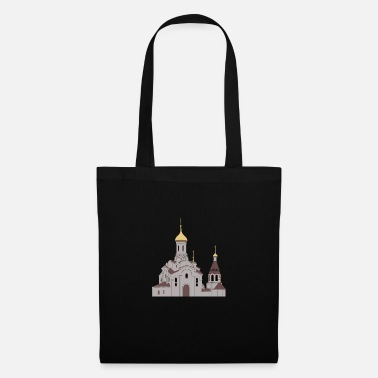 Orthodoxe Eglise orthodoxe - Tote Bag