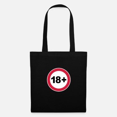 18th Birthday 18th / 18th birthday. / 18+ - Tote Bag