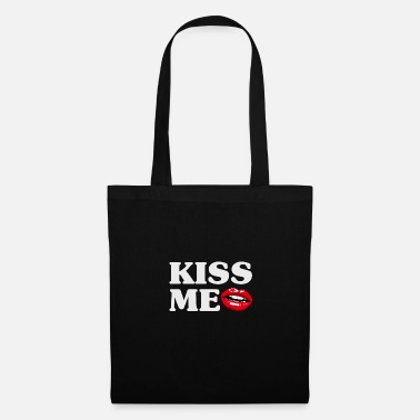 Kiss Kiss Me - Tote Bag