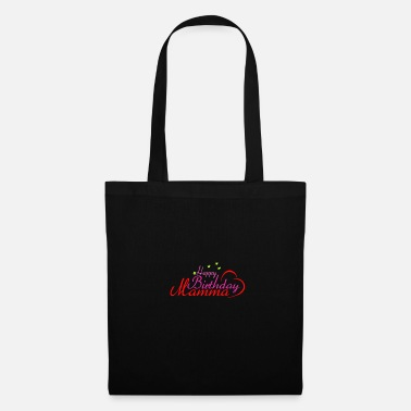 Happy Birthday Mamma - Tote Bag