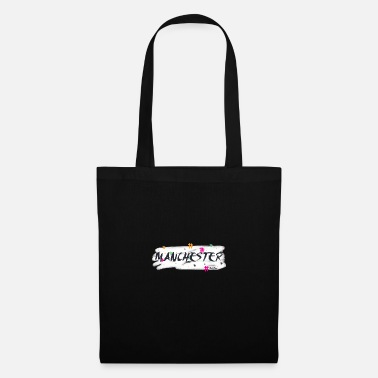 Manchester Manchester # - Tote Bag