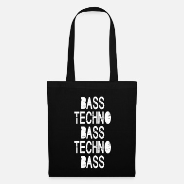 Basser BASS TECHNO BASS - Tygväska