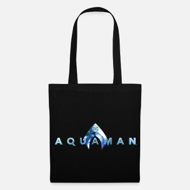 Super Héros Aquaman Film DC Logo - Tote Bag