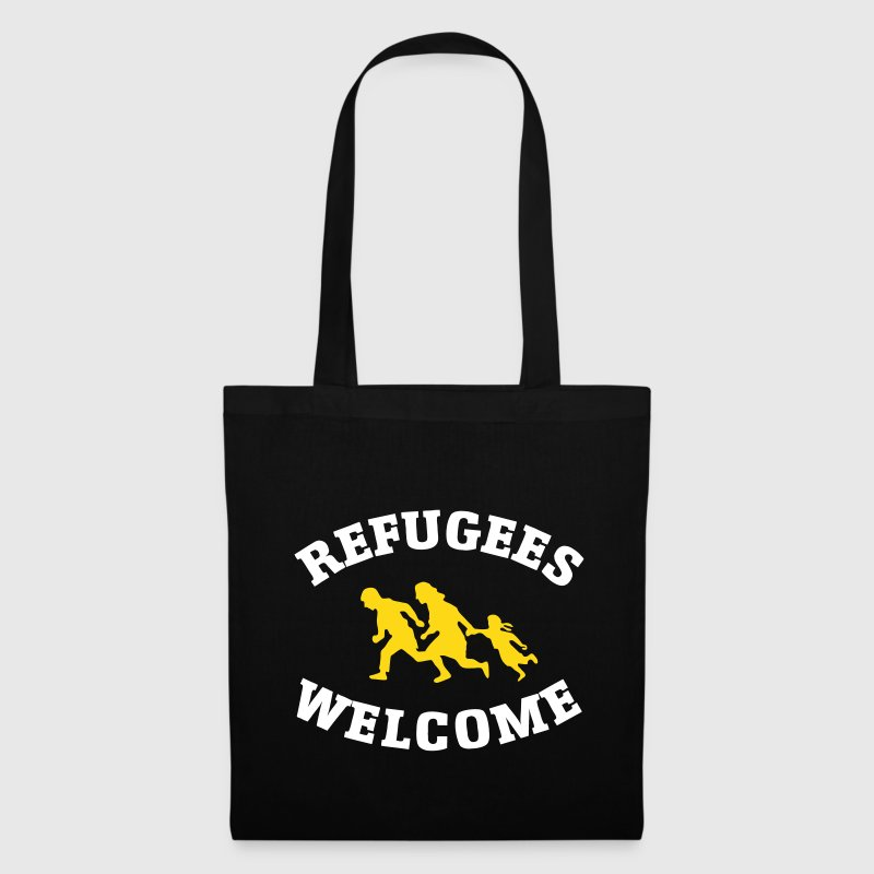Refugees Welcome - Tote Bag