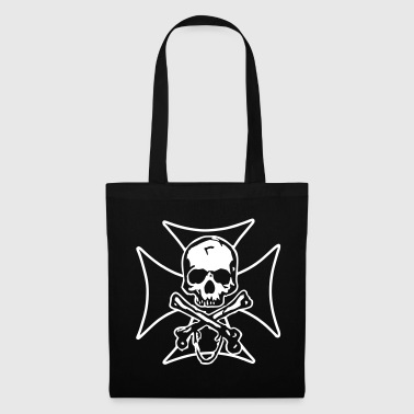 Skull Cross - Tote Bag