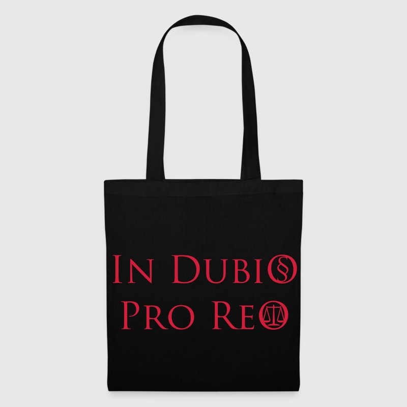 In Dubio per Reo - Tote Bag