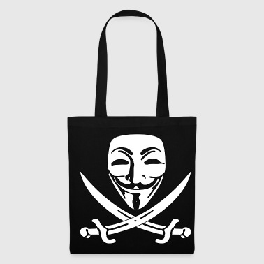 anonymous 2 - Tote Bag
