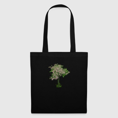 Arbre au printemps - Tote Bag