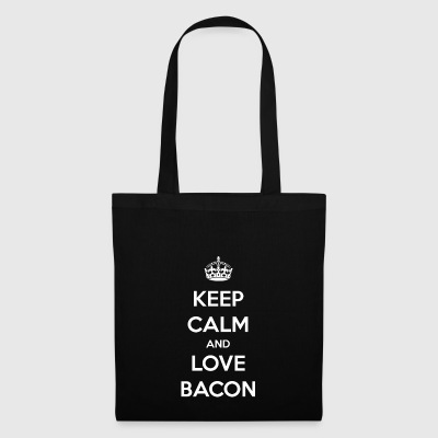 Bacon / bacon / ham / gift - Tote Bag