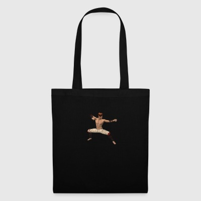 Fighter, asian - Tote Bag