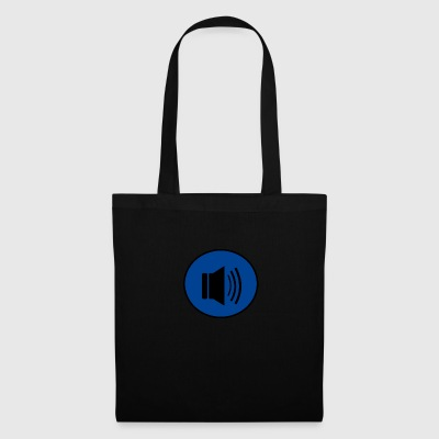 bouton design Audio - Tote Bag
