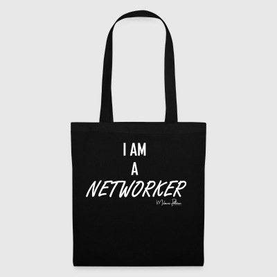 I AM A NETWORKER - Tote Bag