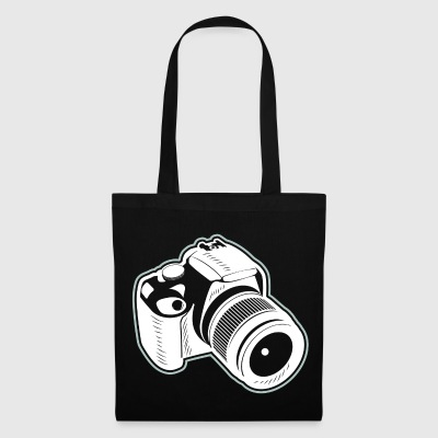 Camera Photographer Photography Photograph Photo Picture - Tote Bag