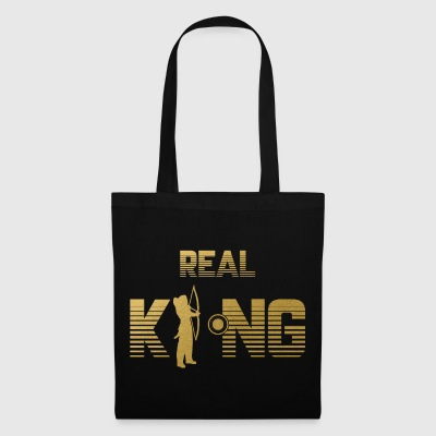 Real King - Archery Bow Arrow Bow - Tote Bag